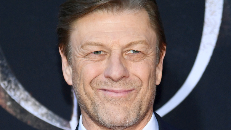 Sean Bean at Game Of Thrones event