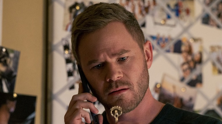 Aaron Ashmore as Duncan on Locke & Key