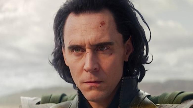 Loki desert injured
