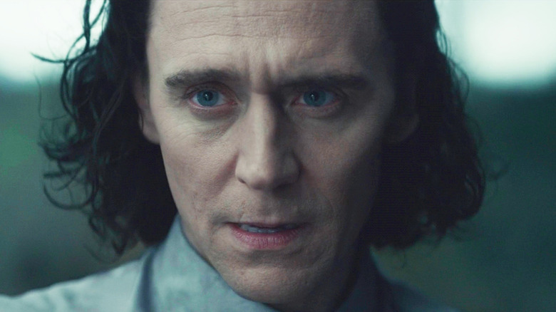 Loki mouth open