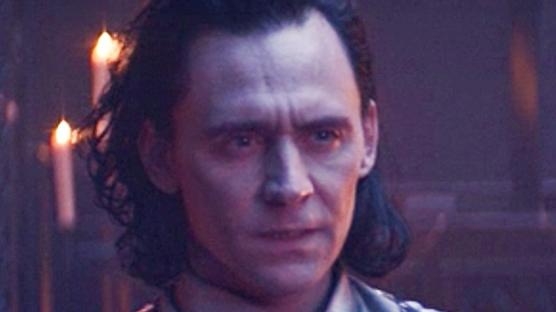 Loki Episode 6 confused look on his face