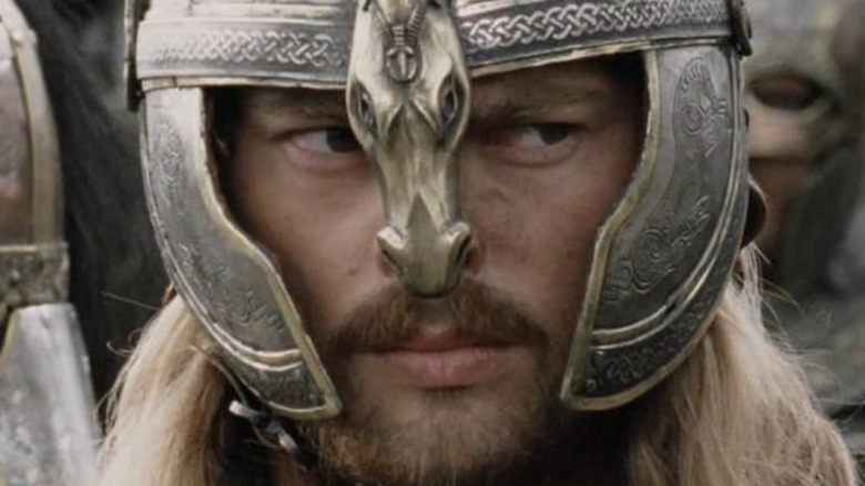 Eomer of Rohan in Return of the King