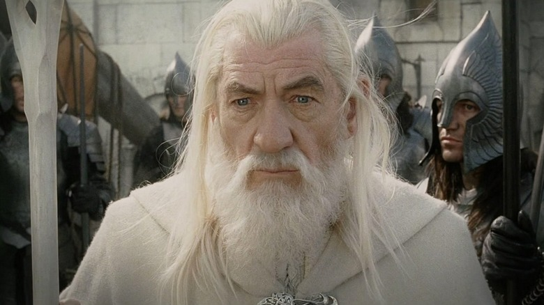 Ian McKellen in Lord of the Rings: The Return of the King