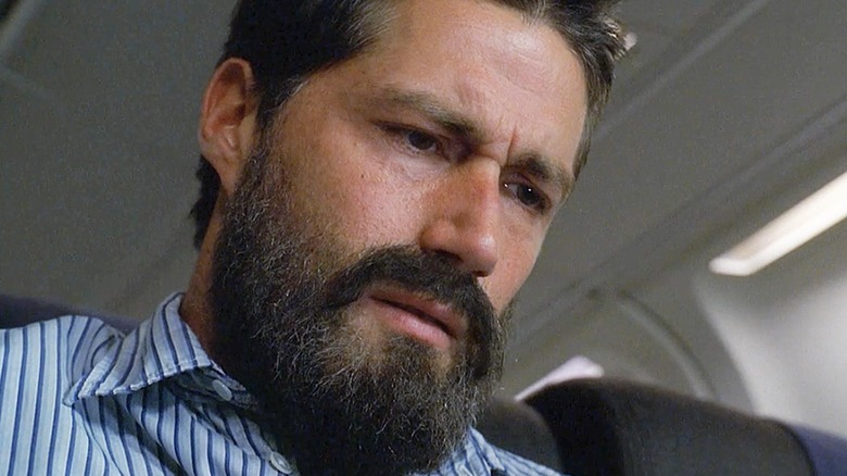 Drunk Jack on a plane