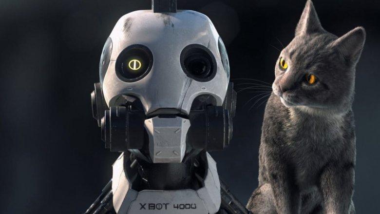 Love, Death and Robots season 1, episode 2 Three Robots