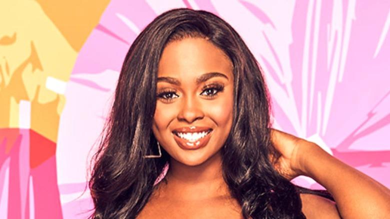 Trina Njoroge from Season 3 of 'Love Island'