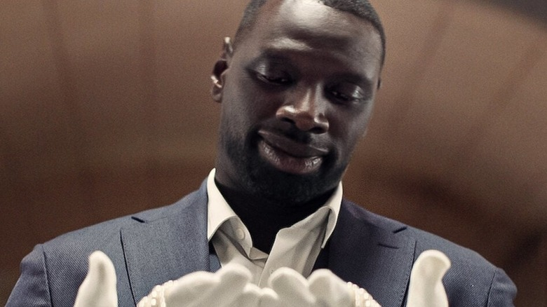 Assane Diop Omar Sy Lupin