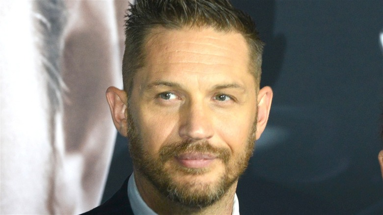 Tom Hardy at an event