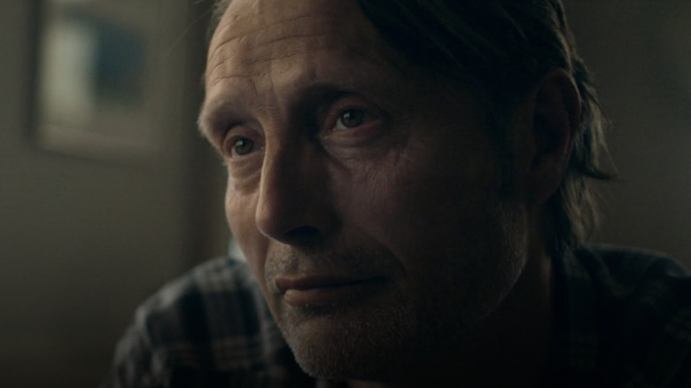Mads Mikkelsen Another Round flannel