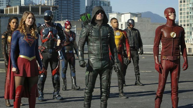Cast of the Arrowverse