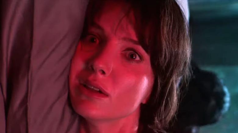 Annabelle Wallis Scared Eyes Open
