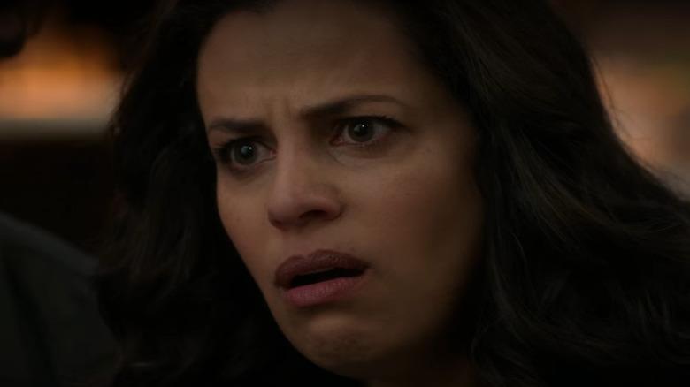 Grace is shocked