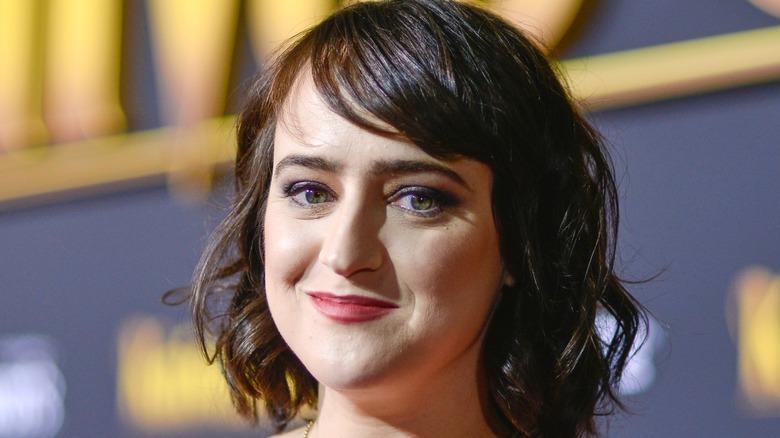 Mara Wilson smiling