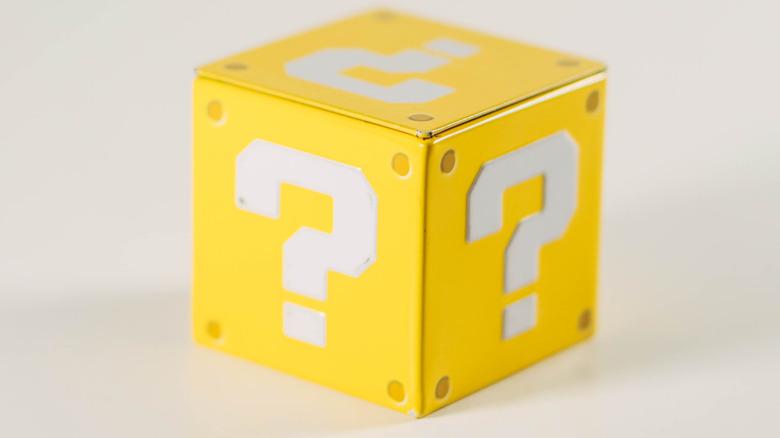 Super Mario Block