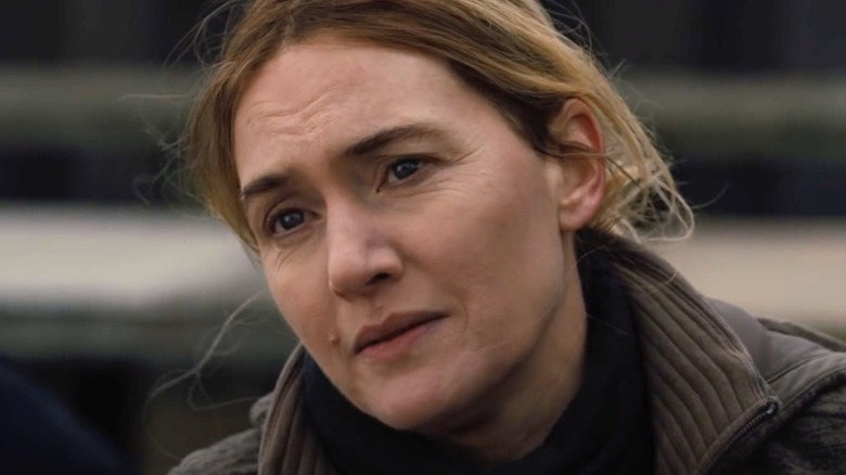 Winslet in Mare of Easttown
