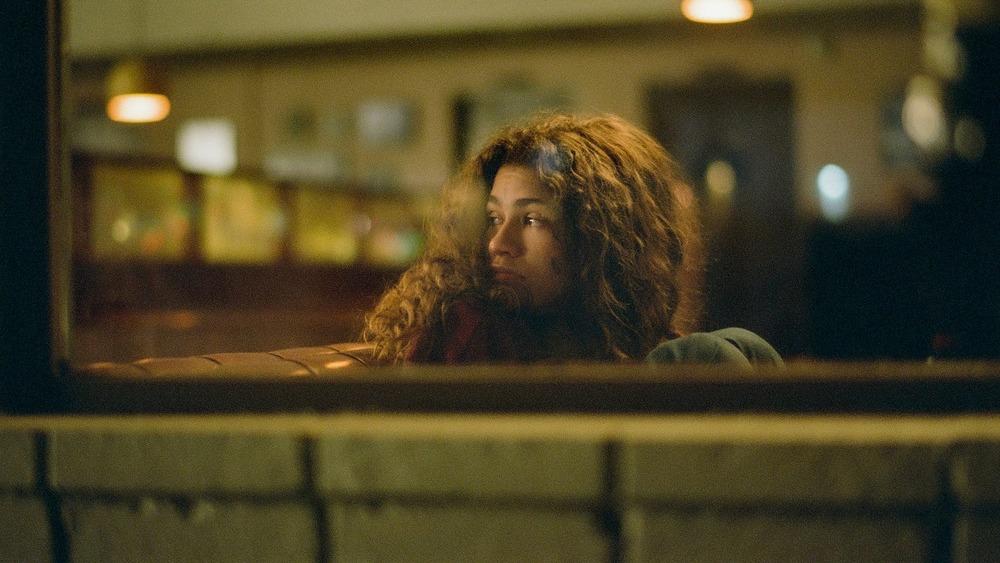 Zendaya stars as Rue Bennett on HBO's Euphoria