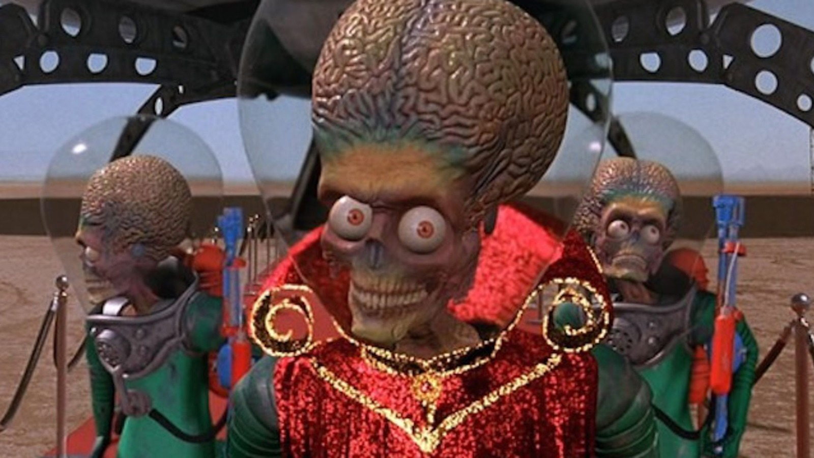 Mars Attacks!: What Ever Happened To The Cast?