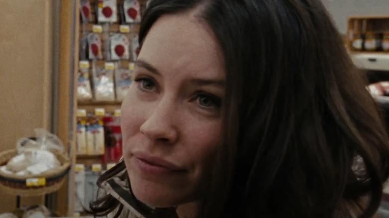 Evangeline Lilly in The Hurt Locker
