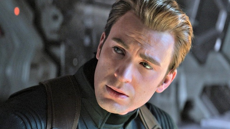 Chris Evans, Captain America, MCU