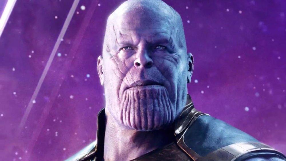 Avengers: Infinity War character poster