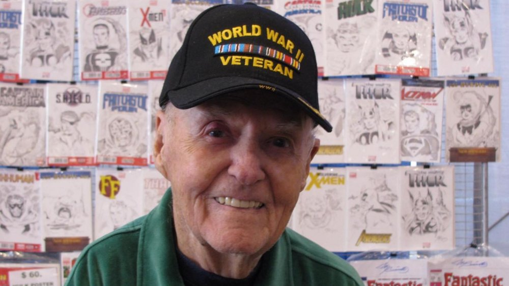 Legendary Marvel inker Joe Sinnott