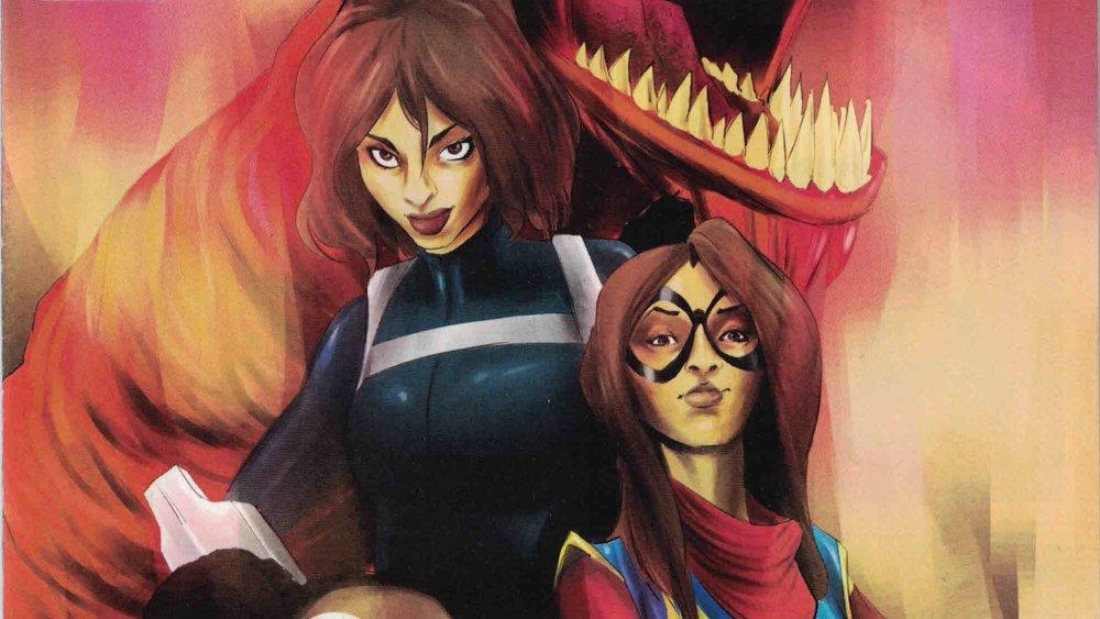 Secret Warriors from Marvel