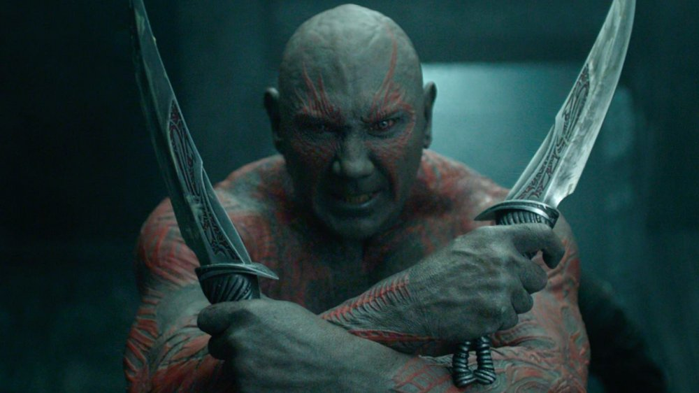 Dave Bautisa in Guardians of the Galaxy