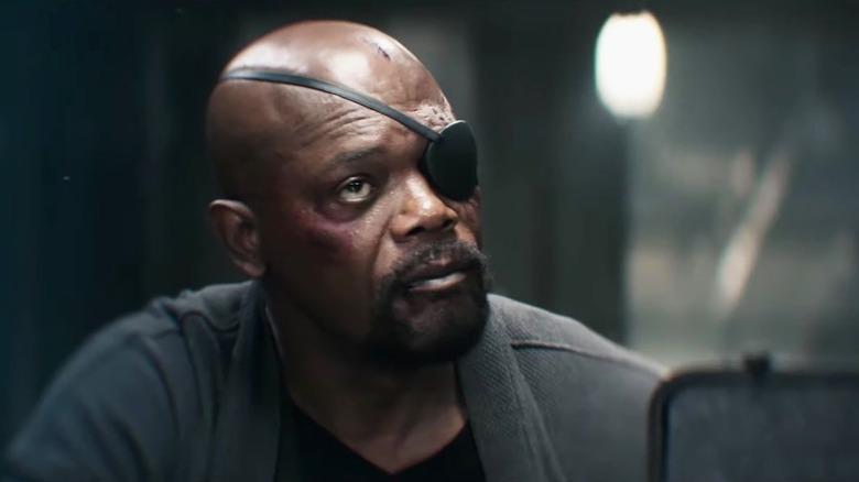 Nick Fury reveals his plan