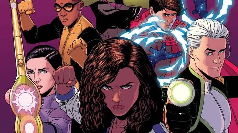 Young Avengers comic Vol. 2, No. 13 Marvel Comics