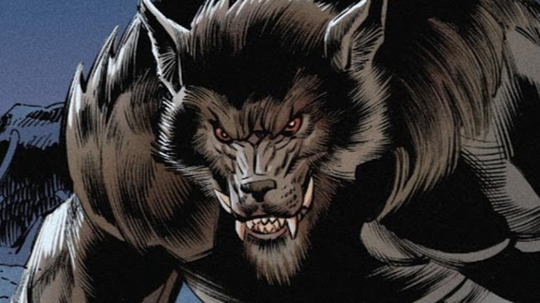 Jake Gomez in his Werewolf by Night form