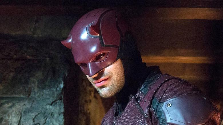 Charlie Cox as Matt Murdock, AKA Daredevil, on Marvel's Daredevil