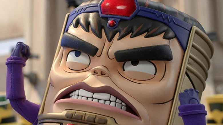 MODOK angry again