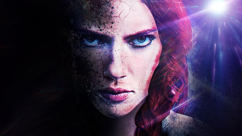 Black Widow Avengers Endgame Marvel poster