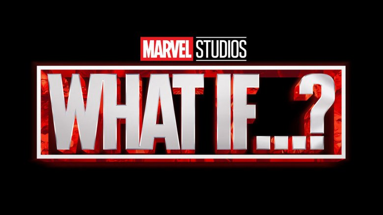 Marvel's What If...? series logo