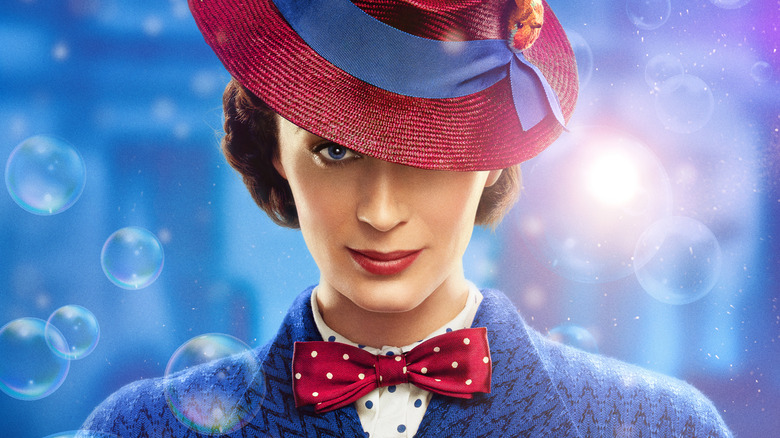 Emily Blunt Mary Poppins Returns