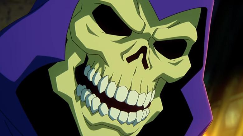 Masters of Universe Revelation Skeletor