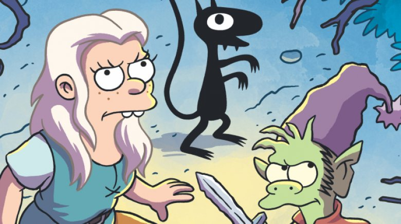 Disenchantment Netflix Matt Groening