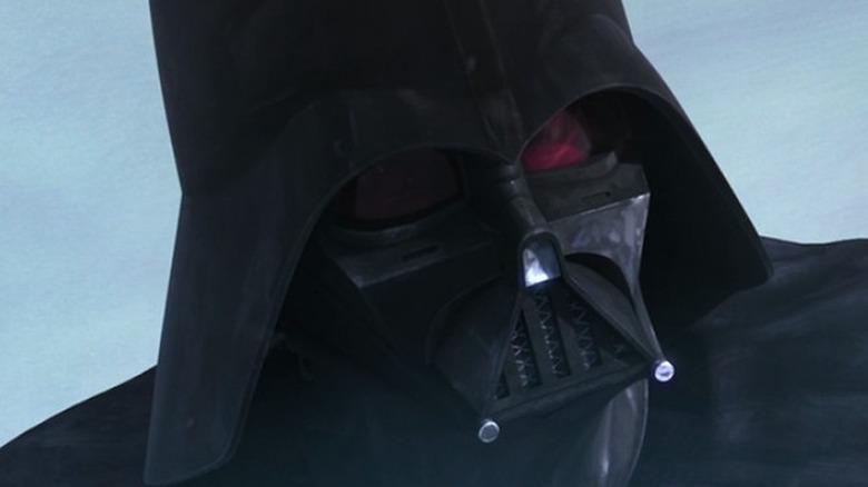 Animated Darth Vader