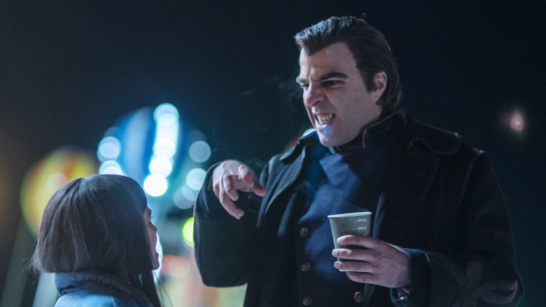 Millie and Charlie on NOS4A2