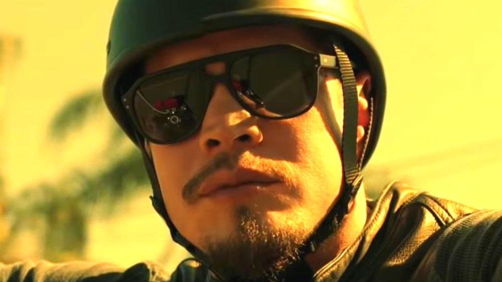Mayans M.C. EZ motorcycle helmet