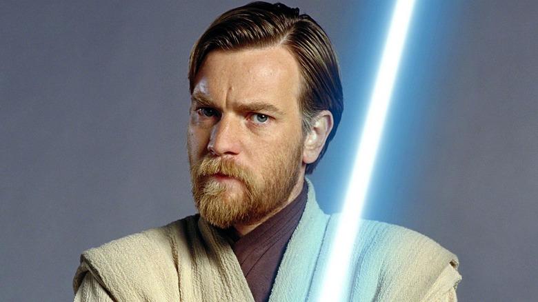 Ewan McGregor as Obi-Wan Kenobi in Star Wars: Episode III – Revenge of the Sith