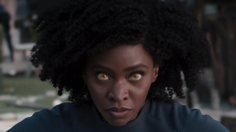 Teyonah Parris as Monica Rambeau