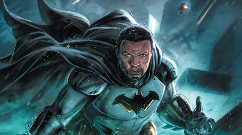 Tim Fox as Batman