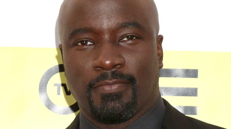 Mike Colter goatee