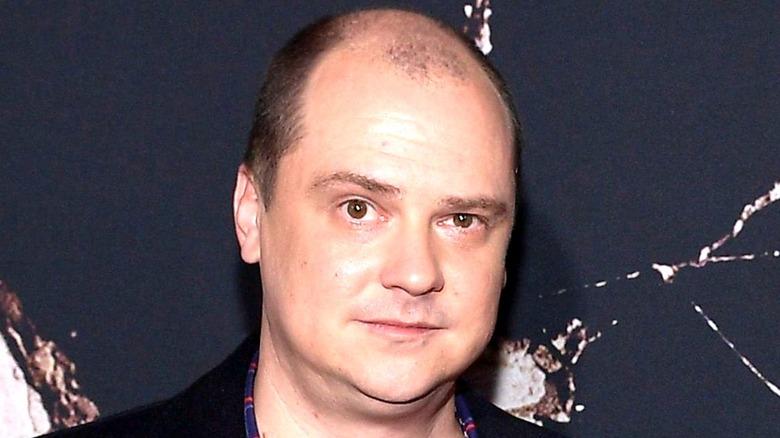 Mike Flanagan red carpet