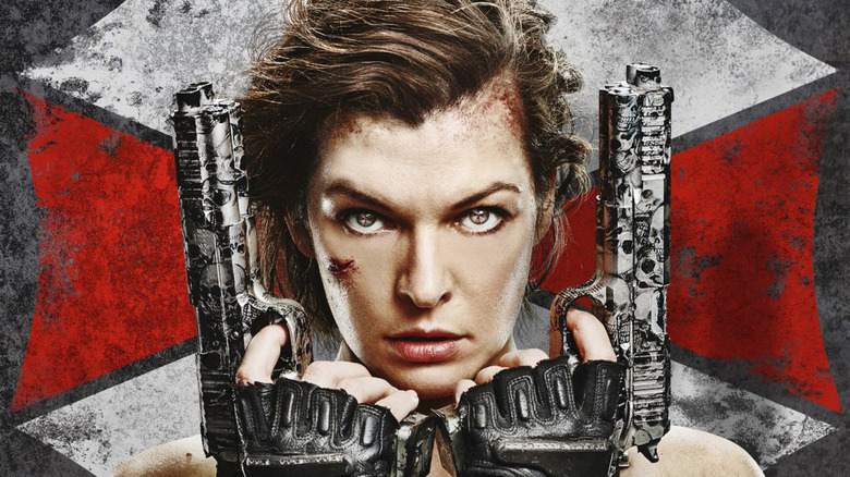 Resident Evil: The Final Chapter international poster