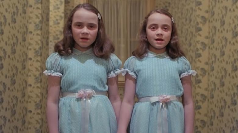 Grady twins hallway