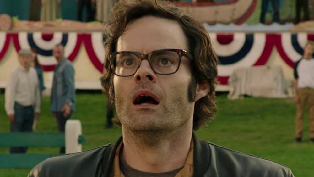 Bill Hader in It Chapter Two