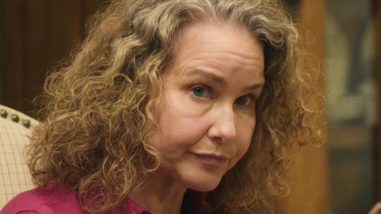 Molly Hagan in Walker