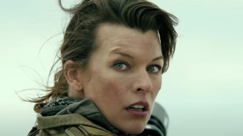 Milla Jovovich Monster Hunter